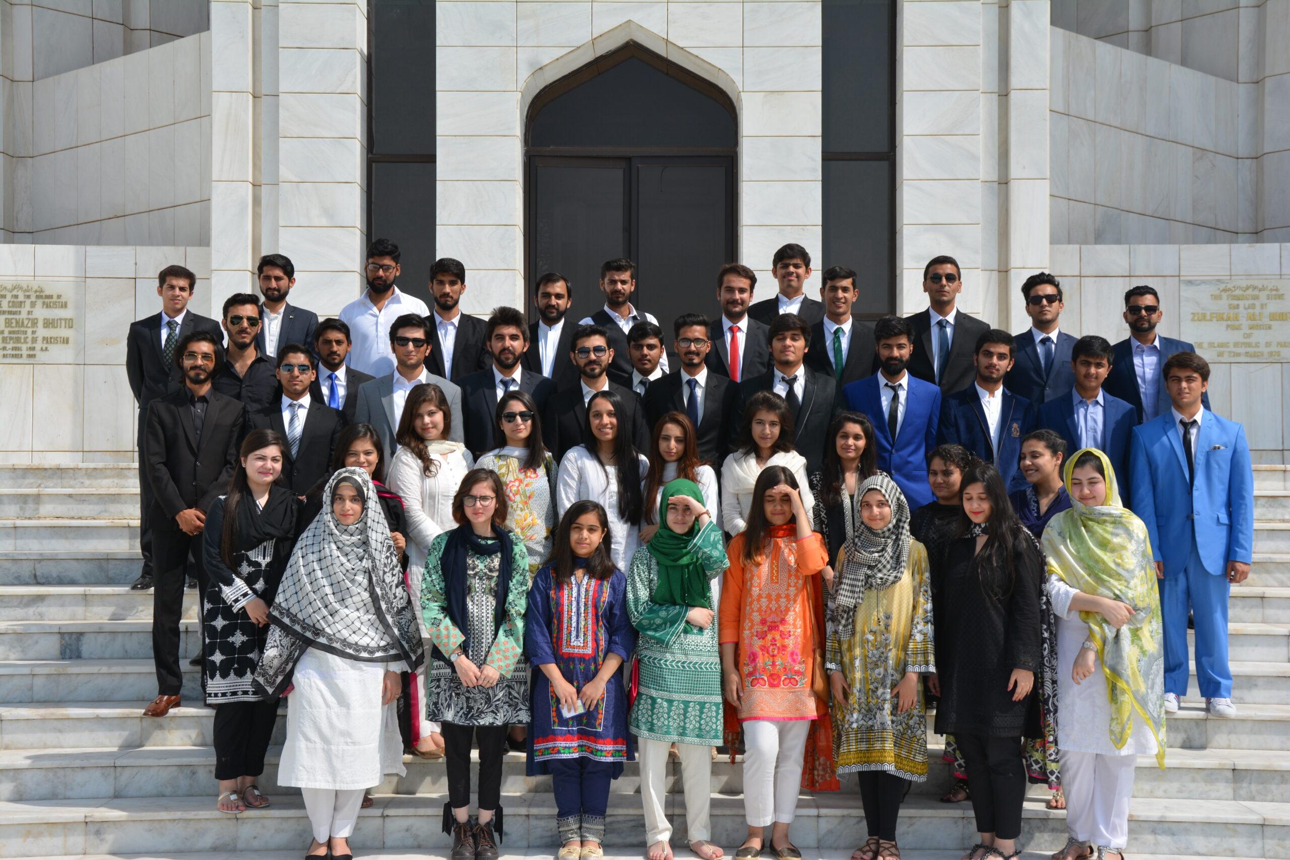 Supreme Court Visit