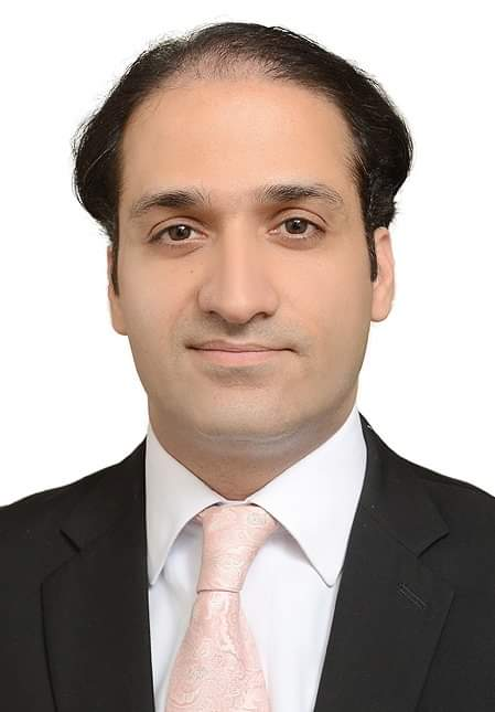 Barrister Afzal Hussain